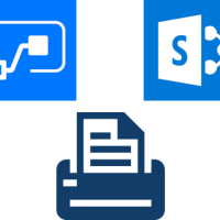 Scanning to SharePoint Online and Microsoft Flow